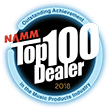 Top 100 Music Dealer 2018
