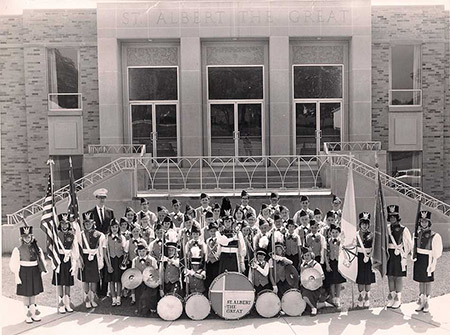 Photo of St. Albert Band
