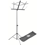 Music Stand w/ Bag (Black)