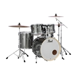 Pearl Export Drumset—Complete w/ Cymbals, Hardware, and Throne (Multiple Colors Available!)